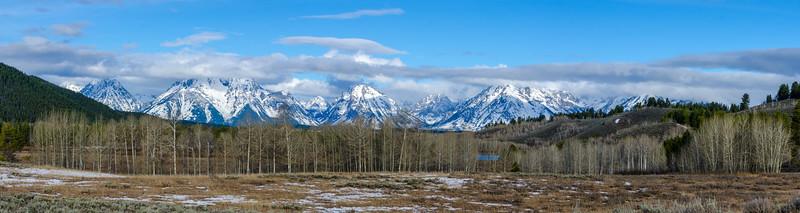 Grand Teton NP, Wyoming, USA