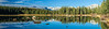Red Rock Lake, Roosevelt NF, CO, USA