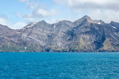 Grytviken, South Georgia, 5 January 2019