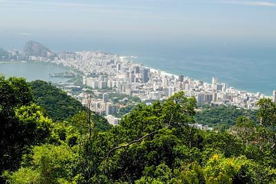 Scenery, Rio de Janeiro, Brazil 5 March 2013