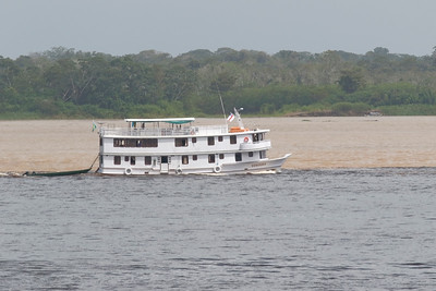River Amazon, Manaus, Brazil 11 February 2018