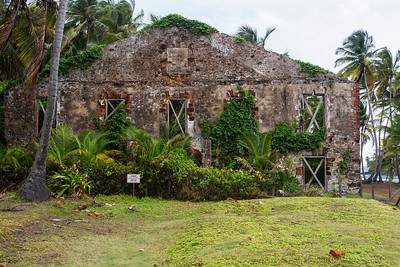Scenery, Devil's Island, French Guiana 18 March 2013