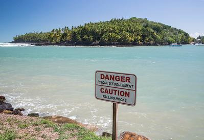 Scenery, Devil's Island, French Guiana 29 November 2015