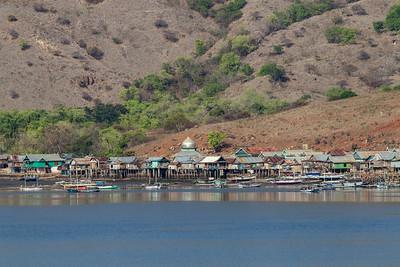 Scenery, Komodo Island, Indonesia 30 November 2011