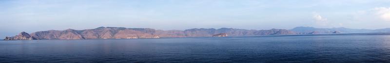 Scenery, Komodo Island, Indonesia 29 November 2011