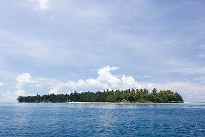 Scenery, Karimunjawa Island, Indonesia 21 November 2011