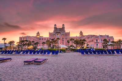Don Cesar Hotel, St. Pete Beach Florida