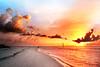 Wiggins Pass Sunset 5039 a