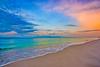 Beach sunrise 9628 a
