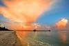 Naples Pier sunrise 2377