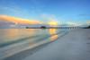 Naples Pier sunrise 5137