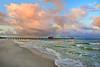 Naples Pier sunrise 6869 II