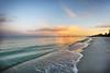 Beach sunrise 1939