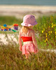 Little Girl on Beach3843