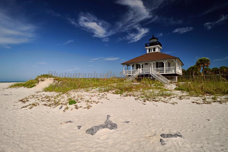 Boca Grand Lighthouse 3923