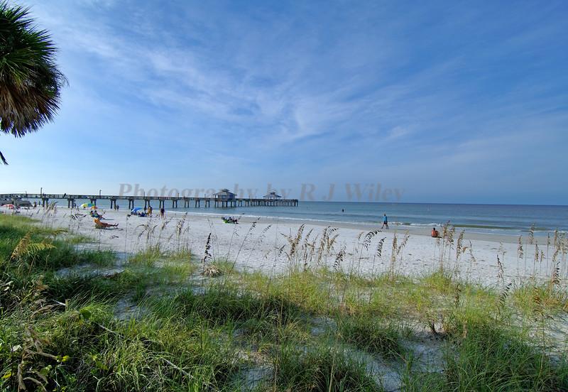 FT Myers Beach Pier 7218