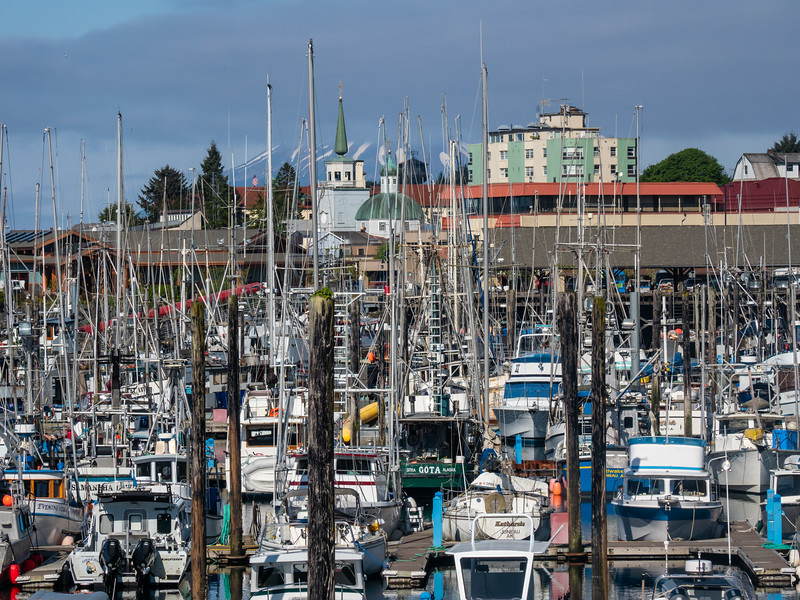 Sitka: From The Eastern Harbor