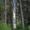 Sitka National Park: Totem Pole Walk