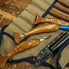Sitka National Park: Carving Tools Handed Down From Father To Son