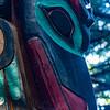 Sitka National Park: Totem Pole Walk