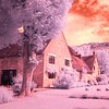 Giverny: La Dime (Infrared)