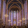 Sainte Chapelle (65,00 sq. ft. of Stained Glass)