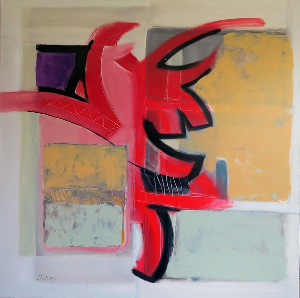 Motherwell Meets Rothko #1