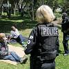 Seaside Police Homeless