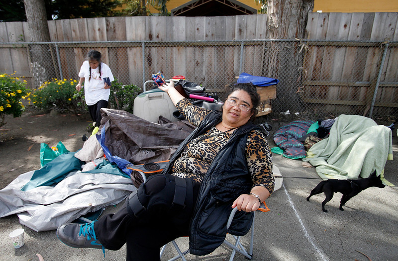 Salinas Homeless Cleanup