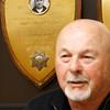 Retired Lt. Allen Davidson speak