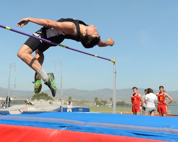 Track and Field Trials