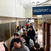 long passport line