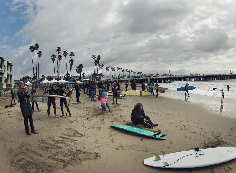 paddle out memorial