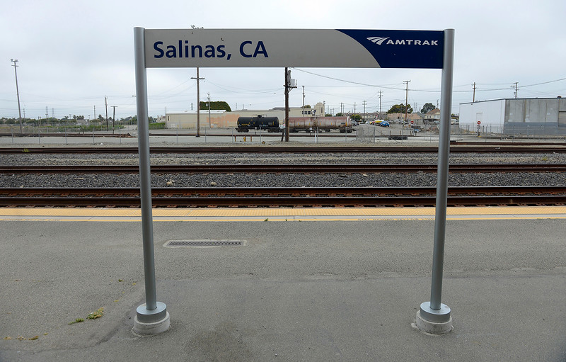 Salinas Train Station