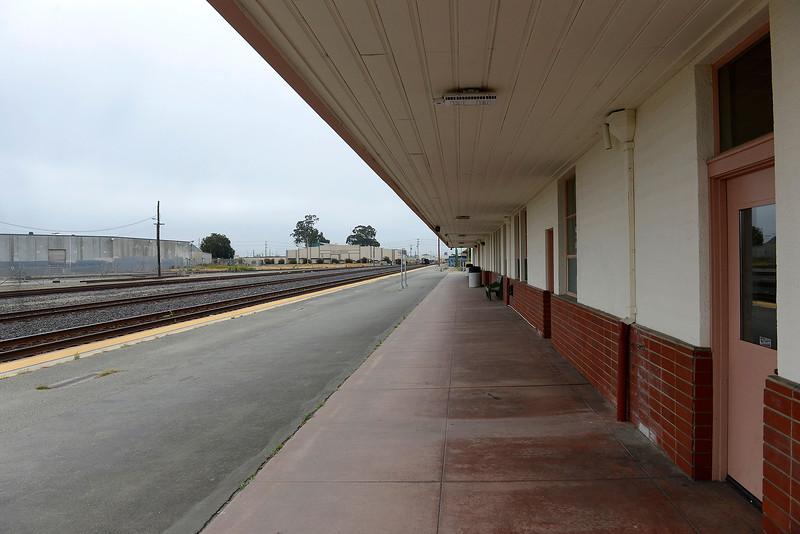 Salinas Train Station