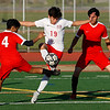 North Salinas vs. Seaside, boys soccer