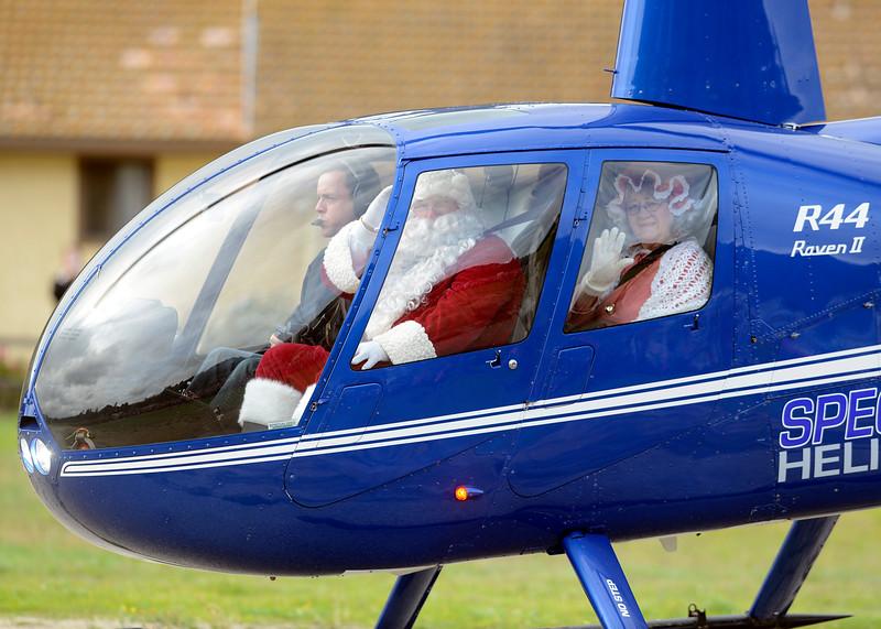 Santa Fly-In