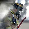 SWAT/ Salinas Fire training