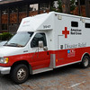 Red Cross Disaster Vehicle