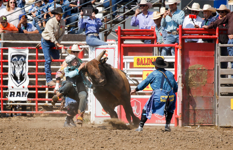 2016 California Rodeo Salinas