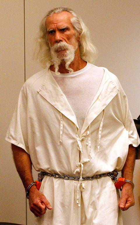 . Charles Holifield appears in Monterey County Superior court on Wednesday, June 28, 2017 accused in the kidnapping and murder of Christina Williams nineteen years ago.  (Vern Fisher - Monterey Herald)