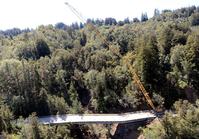 Pfeiffer Canyon Bridge