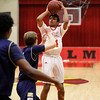 CCS Basketball: Palma vs. Central Catholic