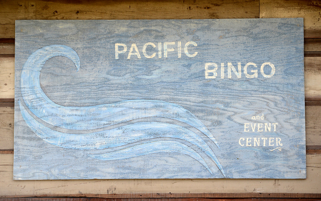. during the unveiling of Pacific Bingo at the Monterey Fair and Events Center on Friday March 10, 2017. (David Royal - Monterey Herald)