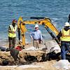 Oil at McAbee Beach