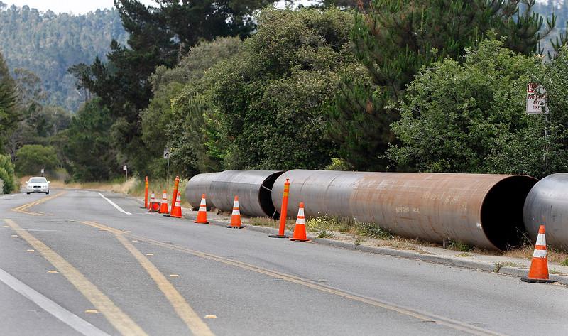 Cal Am Water Pipeline