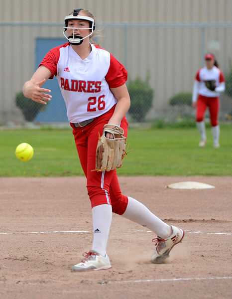 Pacific Grove vs. Carmel, CCS DII Softball