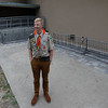 PG Eagle Scout Hugh Hudson restores PG High's deteriorated bike racks