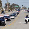 Police Procession and Memorial