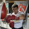 Salinas boxer Ruben Villa